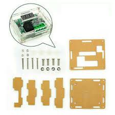 W1209 Module <b>Transparent Acrylic Case</b> Enclosure