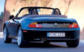as a result the z3 is the equivalent of relaxed fit jeanscozy but not confiningthough dont expect the z3 to have a huge trunk 3 photos bmw z3 1996 3 bmw z3 1996