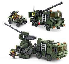 """Купить <b>Конструктор KAZI</b> """"<b>Зенитные войска</b>"""" - 84039 по цене от ..."""