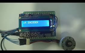Arduino + 2A Motor Shield + <b>Encoder</b> Motor | Tutorials of Cytron ...