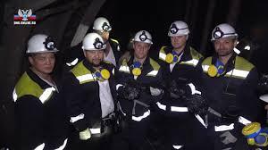 Денис Пушилин в преддверии Дня <b>шахтера</b> посетил шахту ...