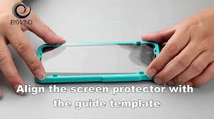 Ibywind <b>Tempered Glass</b> Screen Protector For <b>Xiaomi</b> MI9 - YouTube