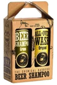 <b>The Chemical Barbers</b> Beer Shampoo Gist Set Mixed - Подарочный ...