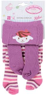 <b>Zapf Creation</b> Одежда для кукол <b>Baby Annabell Колготки</b>