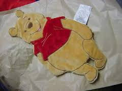 x plush wall: image is loading winnie the pooh plush wall hanging  x