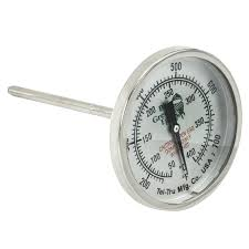<b>Термометр штатный</b>, <b>круглый</b>, <b>шкала</b> +50/+400 С, D51 мм от Big ...