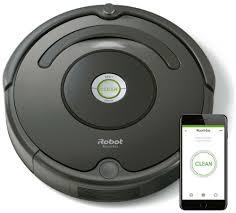 <b>Робот</b>-<b>пылесос iRobot Roomba 676</b> Black