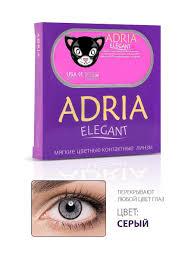 <b>Цветные линзы</b> Elegant ( Элегант ) / -1,50 / 3 месяца <b>Adria</b> ...