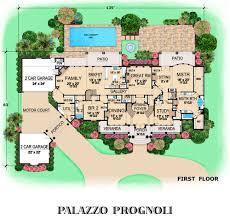 Palazzo Prognoli   Dallas Design GroupFLOOR PLANS