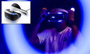 PlayStation VR is now on sale: Sony's virtual reality gaming headset ...