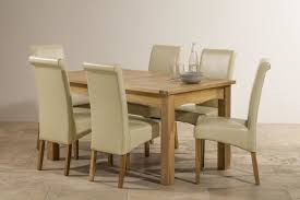 delivery dorset natural real oak dining set:  oak dining room chairs regarding inspire sale