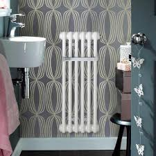 <b>Zehnder Charleston Bar</b> Cloakroom Radiator - UK Bathrooms