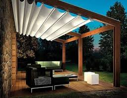 shade ideas diy drop cloth pergola excellent ideas shade pergola pleasing outdoor space makeover painted