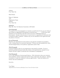 cover letter addresses template cover letter addresses