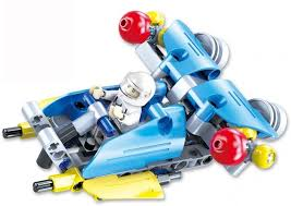 <b>Конструктор Double E Cada</b> Technics, космический корабль, 94 ...