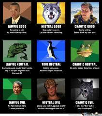 God, Neutral Or Evil by matte094 - Meme Center via Relatably.com