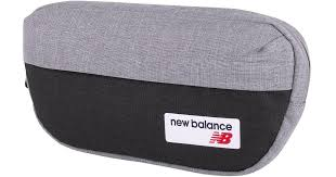 New Balance Synthetic <b>Lsa Waist Pack</b> in Gray for Men - Lyst