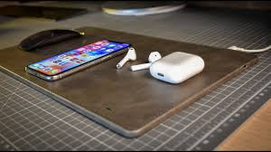 <b>Smart</b>, Fast <b>Charging Mouse</b> Pad for iPhone, Android, AirPods ...