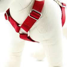 Adjustable Dog Harness – No-Choke, Personalized, <b>Pet ID Tag</b> ...