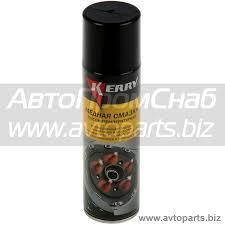<b>Смазка медная</b> высокотемпературная KERRY, <b>335 мл</b> / KR-937-11