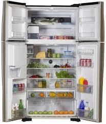 Купить <b>холодильник side</b> by <b>side HITACHI</b> R-W 722 FPU1X GBK в ...