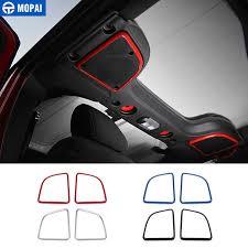 MOPAI ABS <b>Car</b> Handbrake Decoration Cover <b>Interior</b> Hand Brake ...