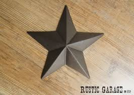 metal star wall decor: oil rubbed bronze handpainted cast iron texas star wall hanging quot metal star wall decor patriotic nautical rustic country home decor