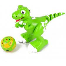 Купить <b>Радиоуправляемый интерактивный динозавр</b> с паром ...