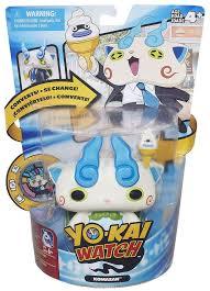 <b>Yo-kai Watch Фигурка</b> меняющаяся Komasan с медалью ...
