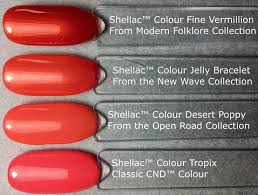 <b>Cnd Shellac</b> Nails <b>Summer</b>