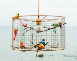 copper birdcage pendant light chandelier chandeliers and pendant lighting