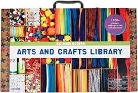 Kid Made Modern Arts And Crafts Library Set - Kid ... - Amazon.com