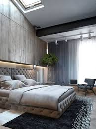 modern bedroom concepts: bedroom with tall skylight leave a comment if you know the source