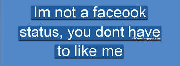Funny Quotes About Fb Status. QuotesGram via Relatably.com