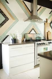 subway kitchen textured tile from subway stations to badass kitchens apartment