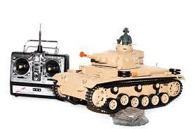 Купить <b>Радиоуправляемый танк Heng Long</b> Tauch Panzer III Ausf ...
