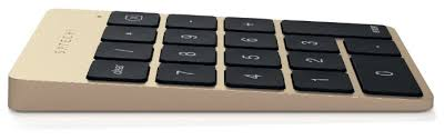 Купить <b>Клавиатура Satechi Aluminum Slim</b> Rechargeable Keypad ...