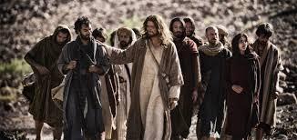 Resultado de imagem para jesus e os discípulos