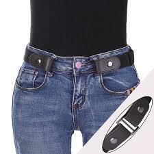 <b>AWAYTR</b> No <b>Buckle</b>/Show Belt for Men No <b>Buckle</b> Stretch Belt for ...