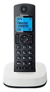 радиотелефон panasonic kx tgc310 ru1 black