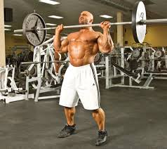 Image result for barbell press
