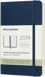 <b>Еженедельник Moleskine CLASSIC SOFT</b> WKNT Pocket 144 стр.