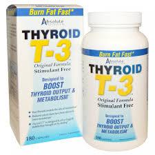 <b>Щитовидная железа T-3</b>, <b>оригинальная</b> формула, Absolute ...