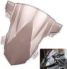 Motorcycle Parts <b>BMW S1000RR</b> Dual Bubble Windscreen ...