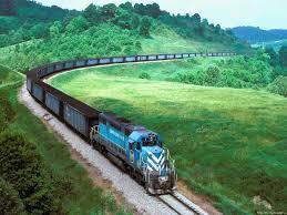Resultado de imagem para trem cargueiro