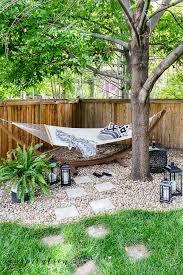 Backyard <b>Hammock</b> Oasis Escape | Backyard <b>hammock</b>, Backyard ...