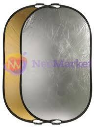 Купить <b>Светоотражатель Falcon Eyes 70x110cm</b> Gold-Silver RFR ...