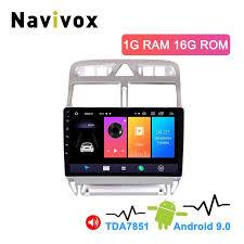 Navivox <b>Android 9.0 2 din</b> Car DVD Player GPS Navigation ...