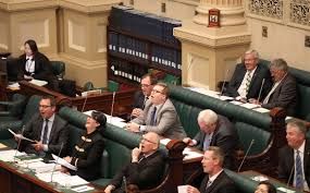 politics indaily liberal showdown my seat is not a recycling depot for a failed mp