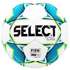 Футбольный <b>мяч Select Futsal</b> Super FIFA 850308 — купить по ...